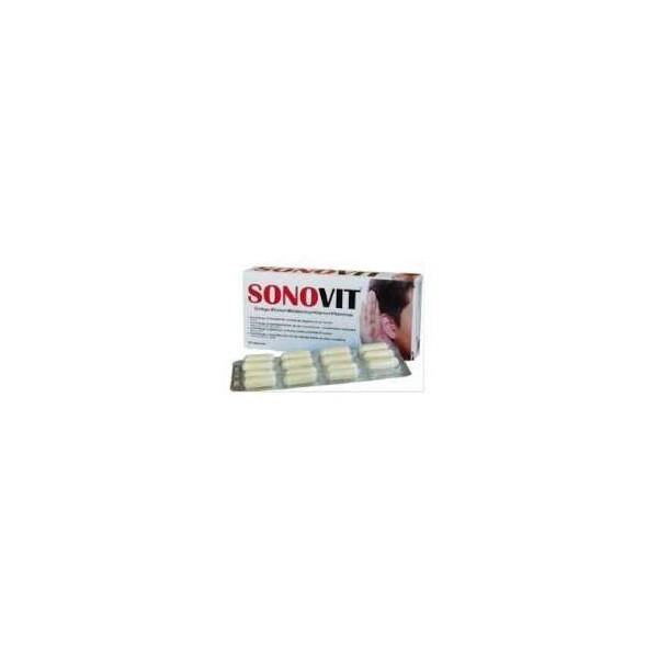 SONOVIT 30 cápsulas