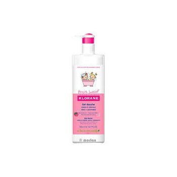 KLORANE Junior Gel-champú fresa 500ml
