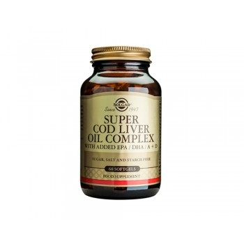 SOLGAR Super Cod Liver Oil...