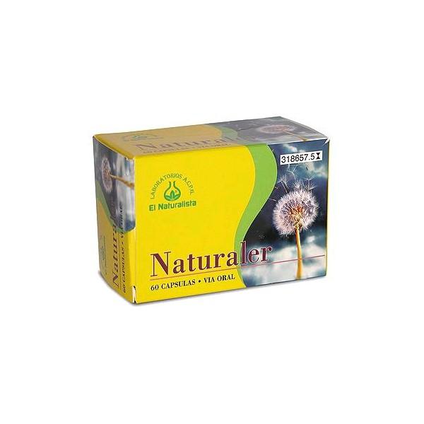 EL NATURALISTA Naturaler 60 cápsulas