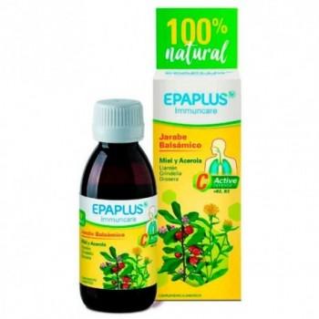 EPAPLUS Immuncare Jarabe balsámico Adultos 150ml