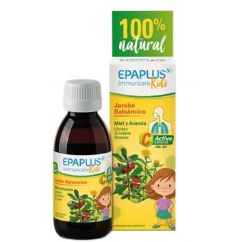 EPAPLUS Immuncare Jarabe balsámico Infantil 150ml