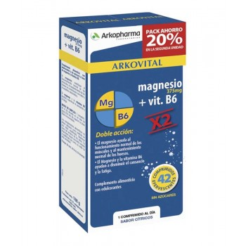 ARKOVITAL Magnesio Vit B6...