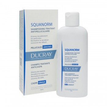 DUCRAY Squanorm champú...