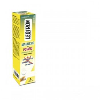 LEOTRON Magnesio + Potasio...