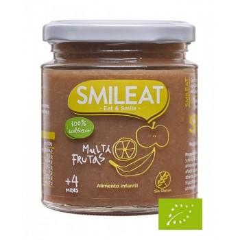 SMILEAT Potito Ecológico Multifrutas 230g