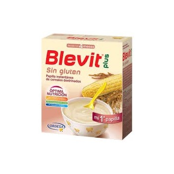 BLEVIT Plus cereales sin gluten 600g