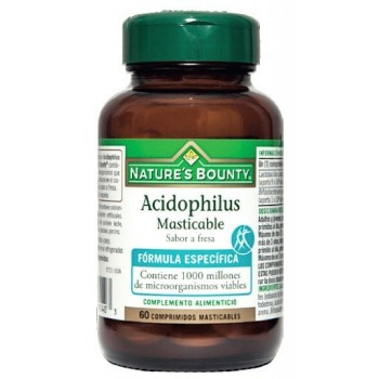 N BOUNTY Acidophilus...
