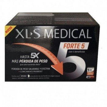 XL-S Medical Forte 5 180cps