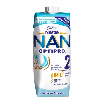 NESTLÉ Nan Optipro 2 4X500ml