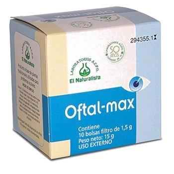 EL NATURALISTA Oftal-max 10...