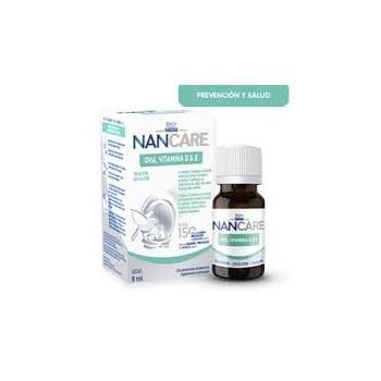 NANCARE DHA Vitamina D & E...