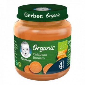 GERBER Organic Potito de...