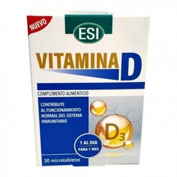 ESI Vitamina D 2400UI 30...