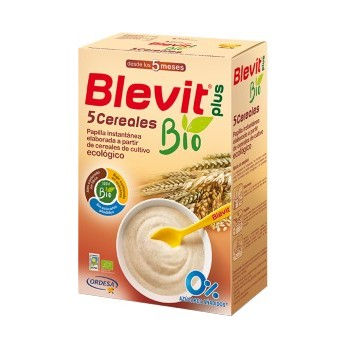 BLEVIT BIO 5 cereales 250g