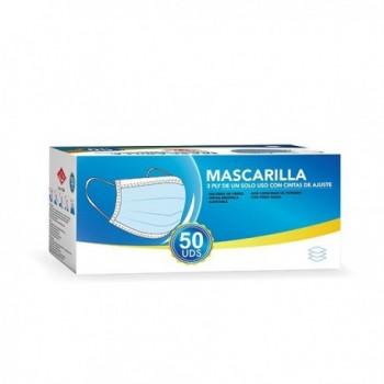 MASCARILLA Face Mask 50u